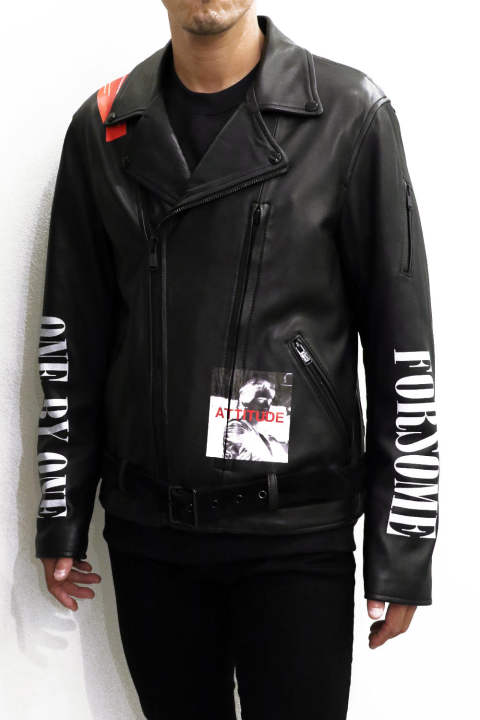 W Riders Jacket Custom