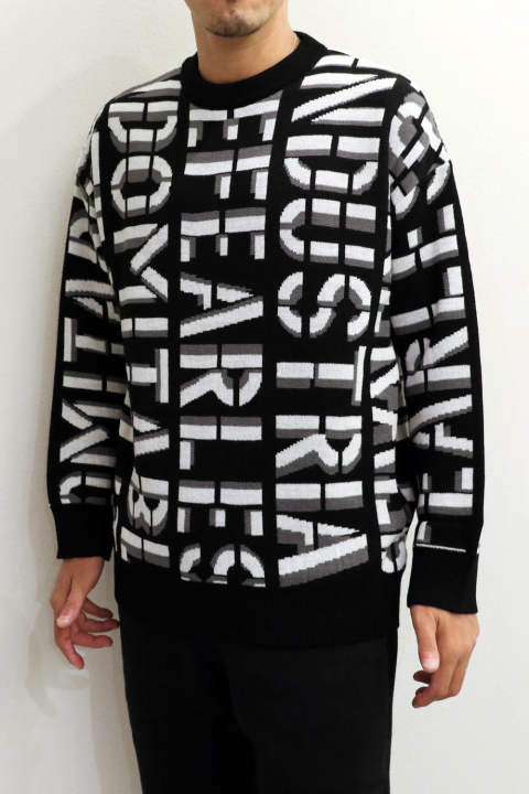 Collection Line Message JQ Knit