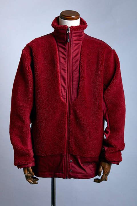 5fa1a5c55587 DCY Sheepboa/Fake Leather Jacket